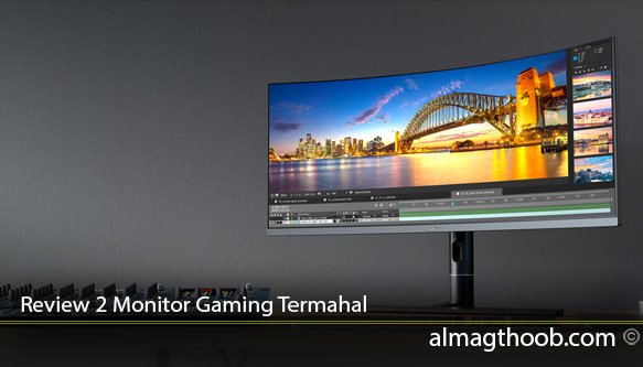 Review-2-Monitor-Gaming-Termahal
